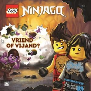 Ninjago - Vriend of vijand?