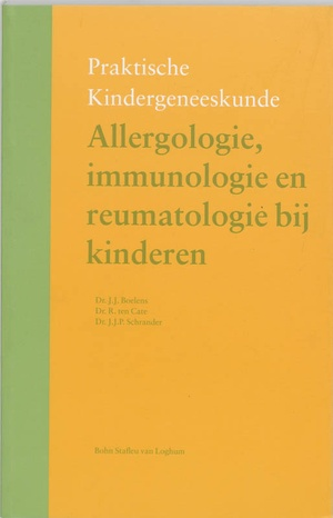 Allergologie, immunologie en reumatologie bij kinderen