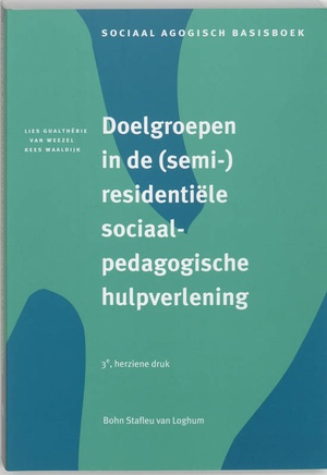 Doelgroepen in (semi-)residentiele sociaalpedagogische hulpverlening