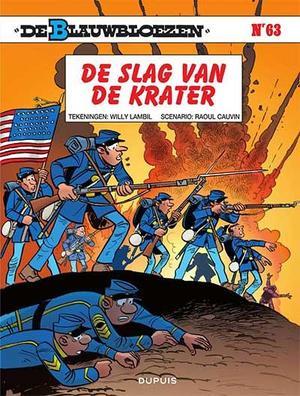Blauwbloezen 63 - De slag van de krater