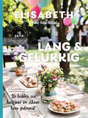 Elisabeth jubileummagazine (set van 10)