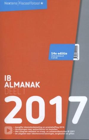 Nextens IB Almanak 2017 deel 1