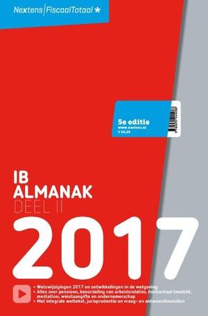 Nextens IB Almanak  2017 deel 2