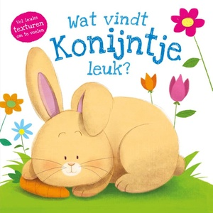 Wat vindt konijntje leuk?