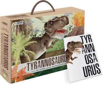 Tyrannosaurus - Boek en 3D model