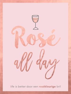 Rosé all day - cadeauboek