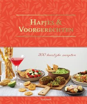 Hapjes & Voorgerechten - 200 recepten