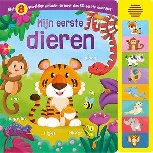 Geluidenboek Mijn eerste dieren