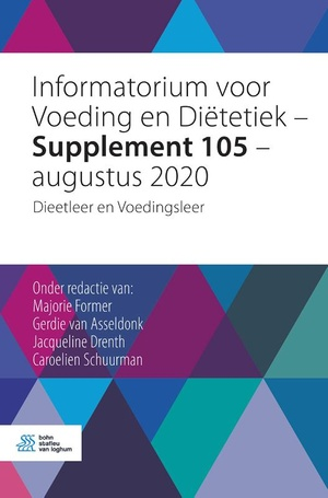 Informatorium voor Voeding en Diëtetiek – Supplement 105 – augustus 2020
