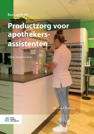 Productzorg voor apothekersassistenten