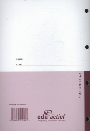 Partie-werkboek