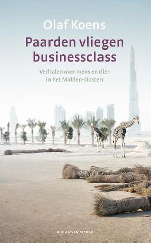 Paarden vliegen businessclass