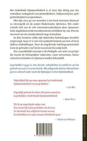 Nederlands rijmwoordenboek