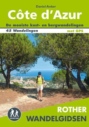 Côte d'Azur Rother wandelgids