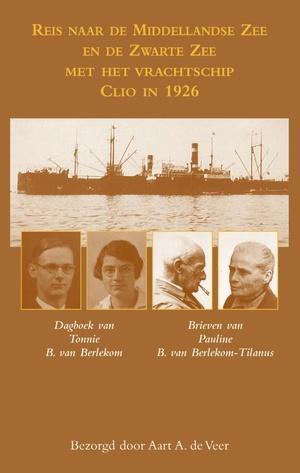 Reis naar de Middellandse Zee en de Zwarte Zee met het vrachtschip Clio in 1926