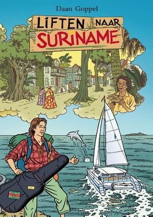 Liften naar Suriname