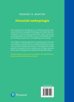 Overzicht embryologie