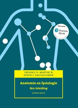 Anatomie en fysiologie, 8e editie met MyLab NL