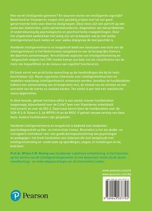 Handboek intelligentietheorie en testgebruik