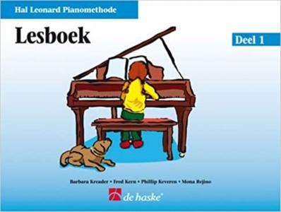 Hal Leonard Pianomethode Lesboek 1