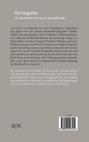 Dietrich Bonhoeffer ,1906-1945
