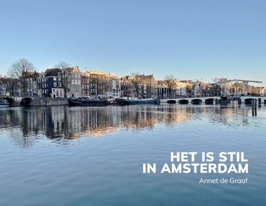 Het is stil in Amsterdam