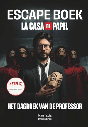 La casa de papel - Escape boek