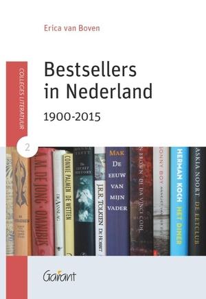 Bestsellers in Nederland 1900-2015
