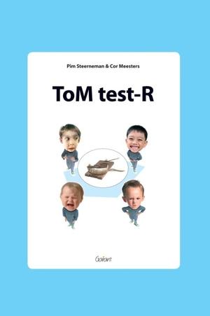 Tom test-R - Set: Handleiding (met CD-rom) + Werkboek/Testplaten (in opbergkoffer)