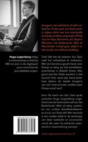 De hand van Van Gaal