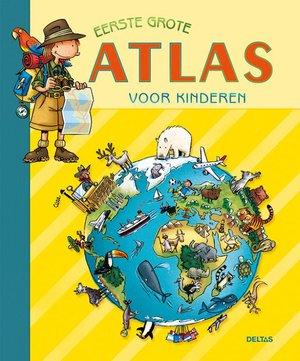 Eerste grote atlas voor kinderen