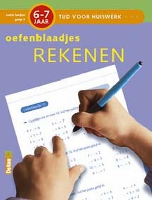 Tijd voor Huiswerk Oefenblaadjes Rekenen (6-7j.)
