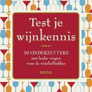 Test je wijnkennis