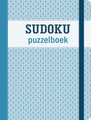 Sudoku puzzelboek