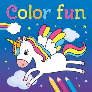 Color Fun Unicorns