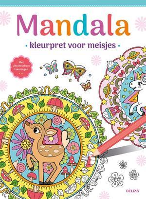 Mandala - Kleurpret voor meisjes