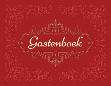 Gastenboek (bordeaux)