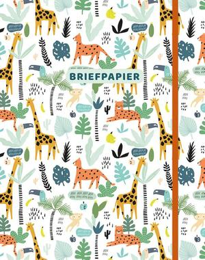 Briefpapier safari