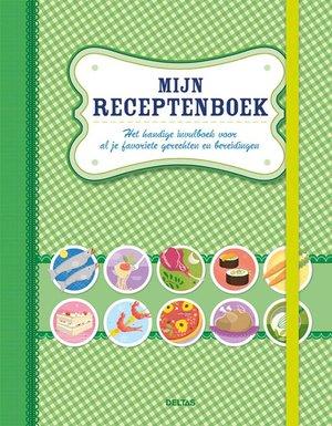 Mijn receptenboek (groen)