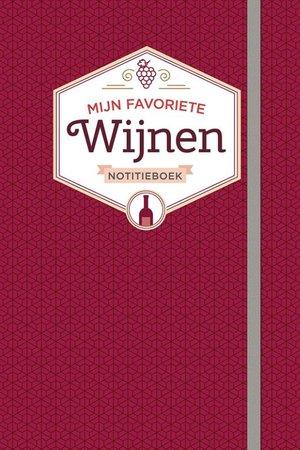Notitieboek - Mijn favoriete wijnen
