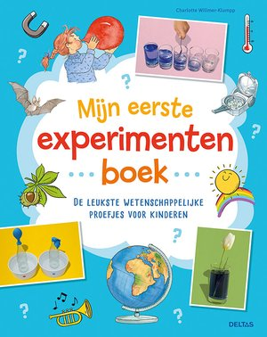 Mijn eerste experimenteerboek