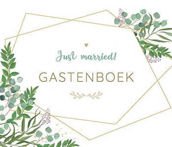 Just married! - Gastenboek