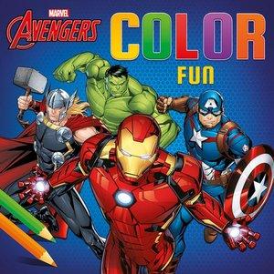 Avengers Color Fun