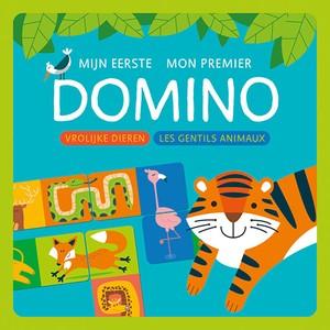 Mijn eerste Domino - Vrolijke dieren / Mon premier Domino - Les gentils animaux