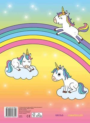 Unicorns Color kleurblok