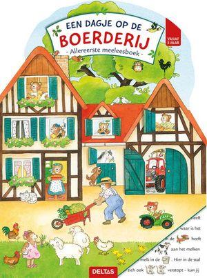 Allereerste meeleesboek Een dagje op de boerderij (3+)