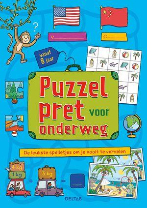 Puzzelpret voor onderweg (vanaf 8 jaar)