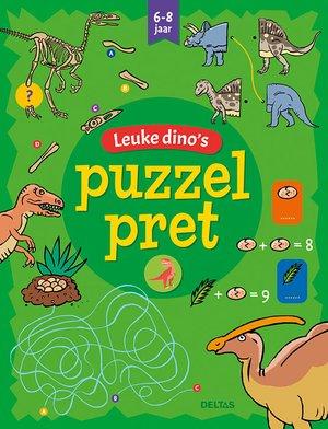 Puzzelpret - Leuke dino's (6-8 j.)