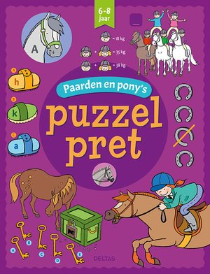 Paarden en pony's 6-8 jaar