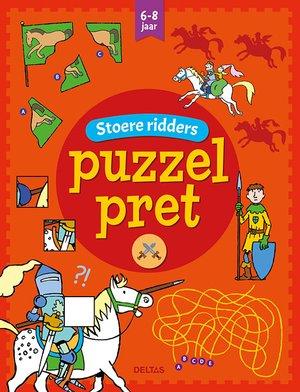 Puzzelpret - Stoere ridders (6-8 j.)